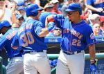 Michael Conforto and the BABIP marks of the 2020 Mets