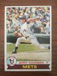 Mets COTW: 1979 Topps Jerry Koosman
