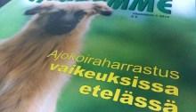 Koiramme-lehti 5/2014: Ajokoiraharrastus vaikeuksissa etelässä