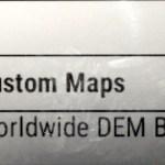 Settings / Map / Configure Maps alta löytyy Custom Maps jossa lymyävät räätälöidyt maastokartat