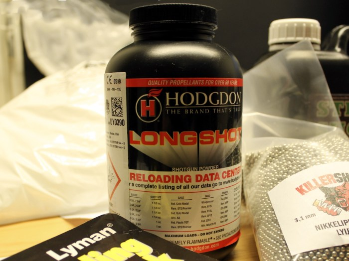 Hogdon Longshot