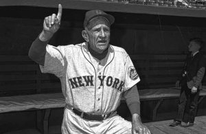 Casey Stengel and The Early Mets