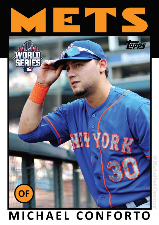 2015 World Series Michael Conforto