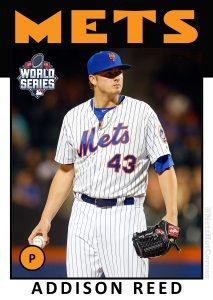 2015 World Series Addison Reed
