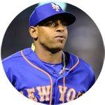 Yoenis Cespedes NY Mets