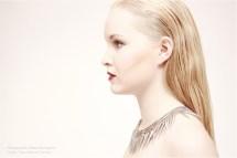 Foto af Mette Bundgaard - Styling og makeup af Clara Alberte Clement