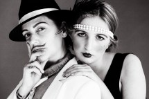 Foto af Mette Bundgaard - Styling Art of Style and Makeup crew- Modeller Art of Style and Makeup crew