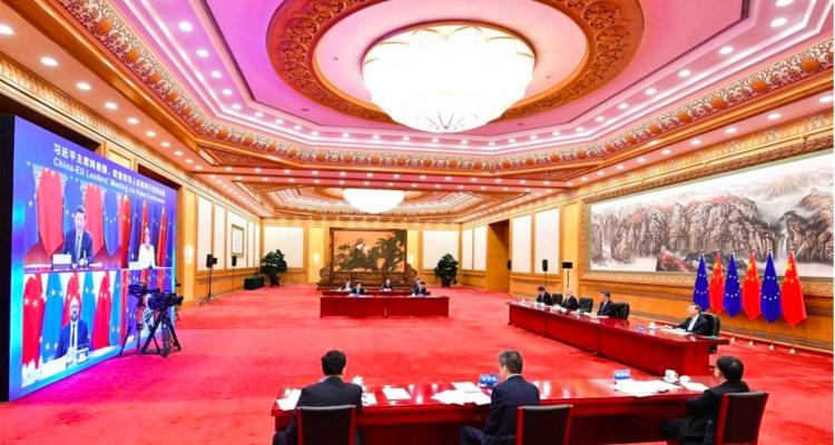 Virtuelt topmøde mellem Kina og EU - set fra Beijing