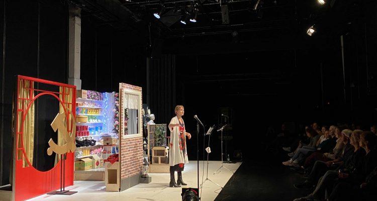 Sigrid Johannesen, Teater Sort/Hvid