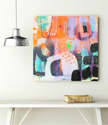 Maleri til online malekursus