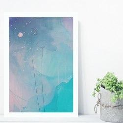 kunstplakat-pastelfarver