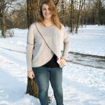Maikika und die richtige Wahl von Schnitt und Stoff