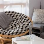 Sessel umgestalten und aufpolstern