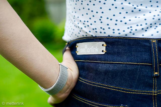 metterlink näht: Ginger Jeans von Closet Case aus Denim von Aktivstoffe