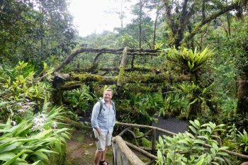 La paz waterfalls gerdens costa rica
