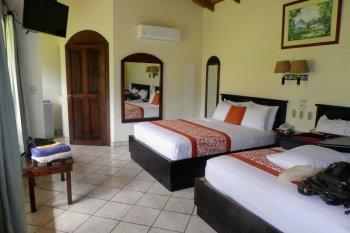 hotel Arenal volcano inn la fortuna costa rica