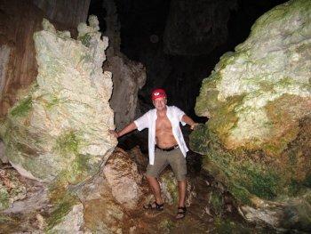 vinales cuba grotte