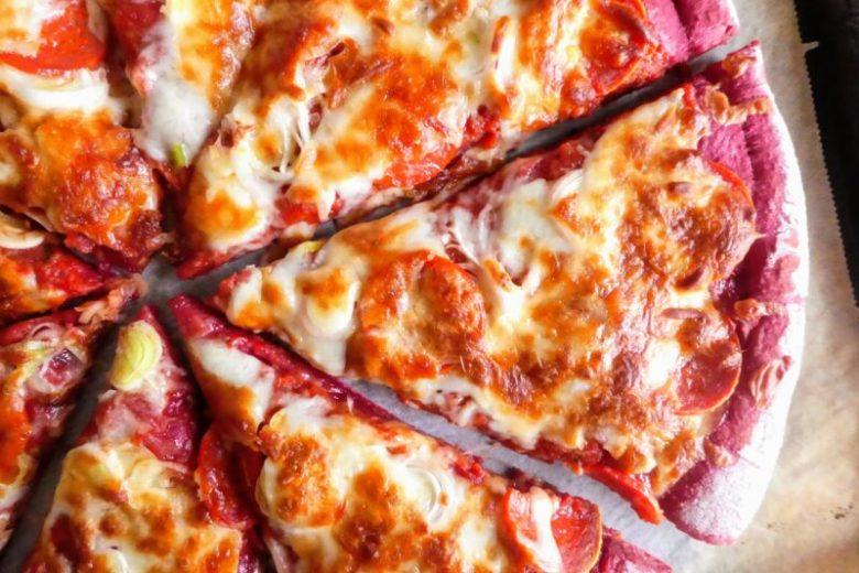 rødbedepizza