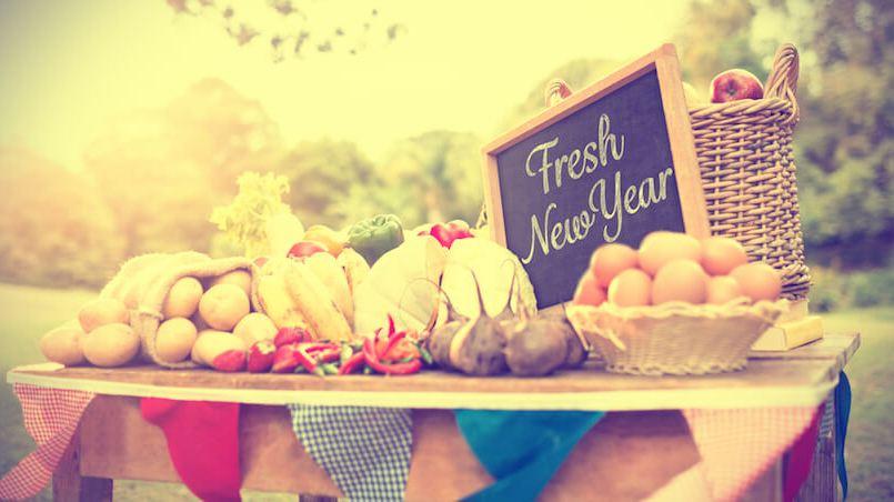 Gute Vorsätze fürs neue Jahr (Foto: vectorfusionart/Shutterstock)