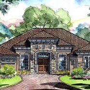 NEW HOMES in Luxury Golf Community