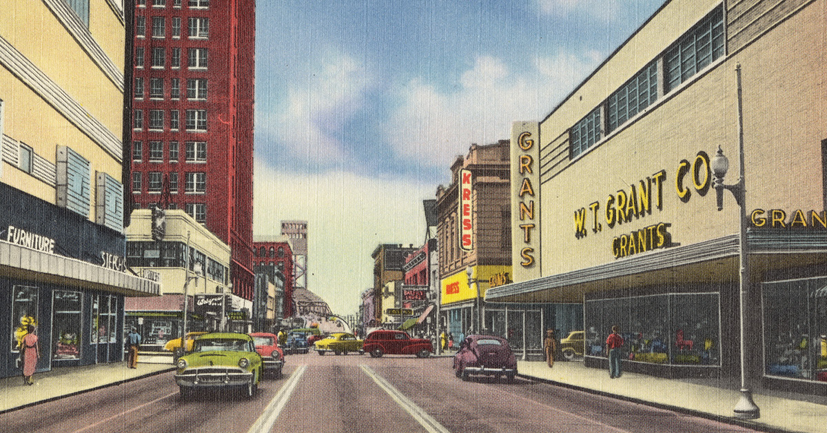 9 Five And Dime Stores We Wish Were Still Around