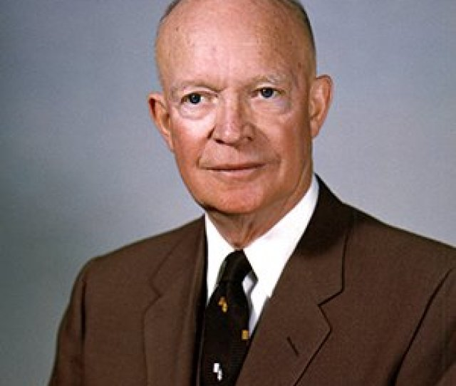 Pick The President Who Was In Office In The 1950s