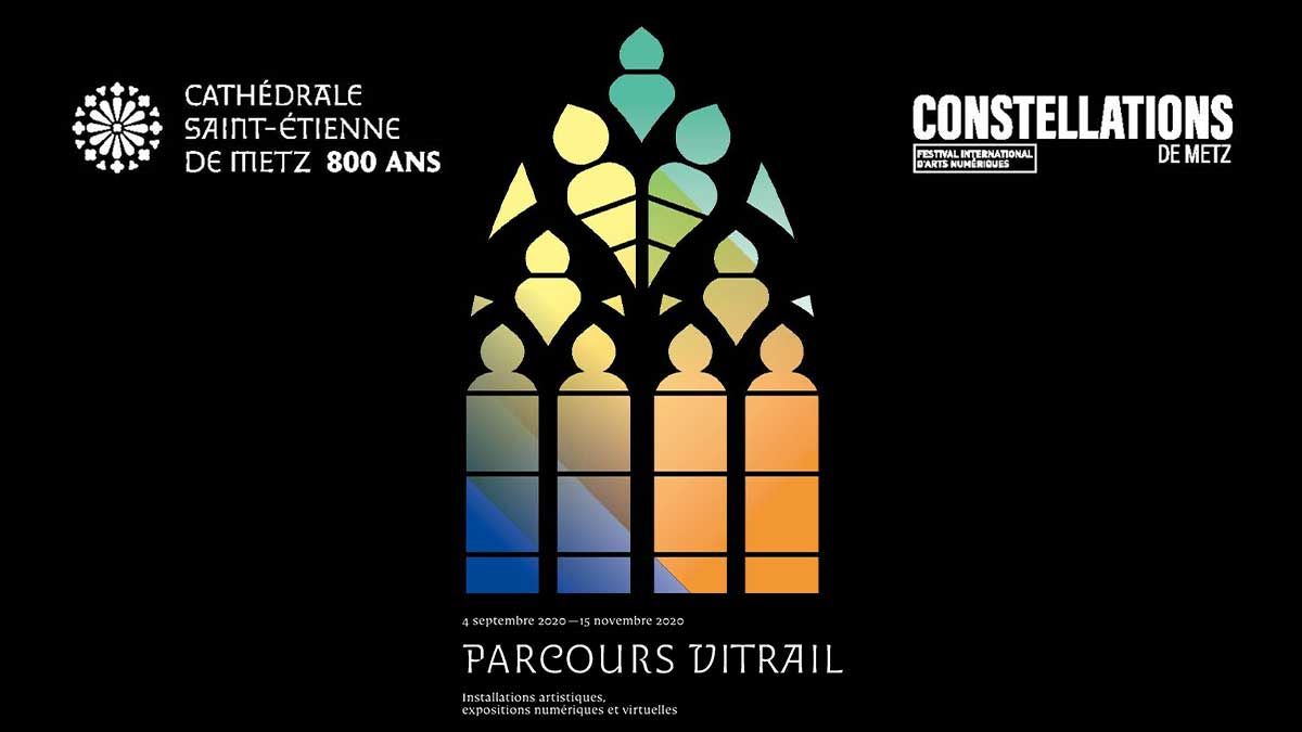 Constellations Parcours Vitrail