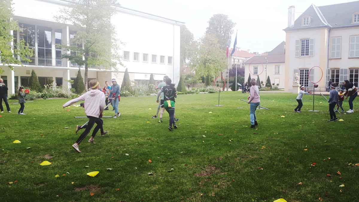Decouverte Quidditch