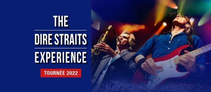 The Dire Straits Experience 07.03.22 Metz