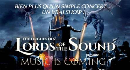 """bordeaux lords of the sound présente """"music is coming"""""""