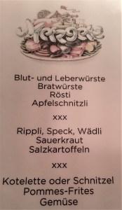Metzgete Karte Freimann