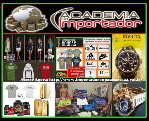c51b06f40 Roupas de marca relógio invicta como importar ...