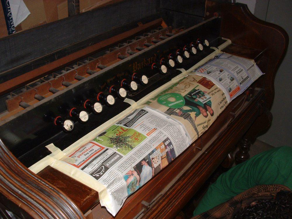 De fantasie op hol (deel 2 orgelrestauratie) (1/2)