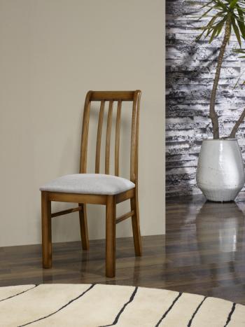 chaise clement realisee en merisier