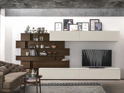 composition murale meubles bouchiquet