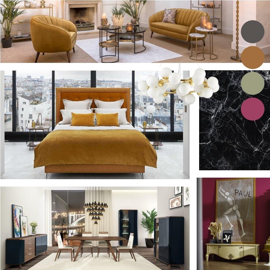 style art deco meubles bouchiquet