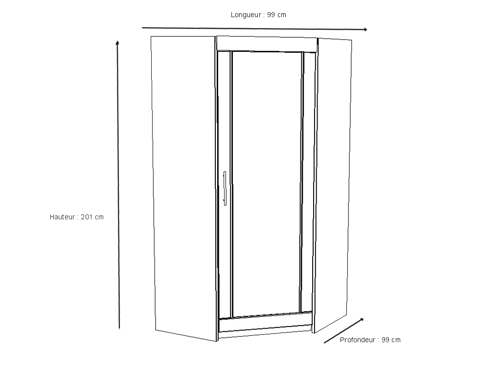 armoire d angle arrondi modulis volga