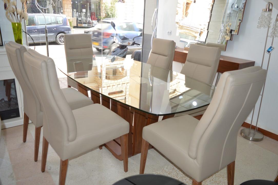 table avec 6 chaises
