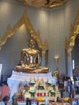 Maior Buda de ouro do mundo