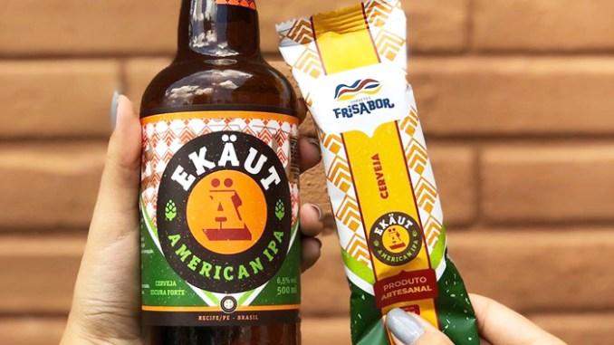 Foto de Picolé de cerveja chega ao mercado