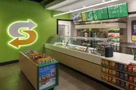 Subway adota novo conceito de loja
