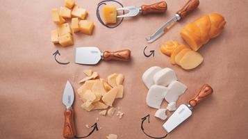 Saiba como preparar uma mesa de queijos