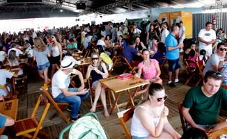 Etapa brasileira da Volvo Ocean terá festival gastronômico