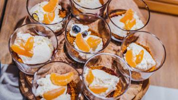 Infofeira : mexerica para sobremesa