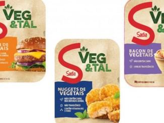 Sadia lança linha de carne feita de vegetais