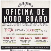 Oficina de moodboard no Rio de Janeiro