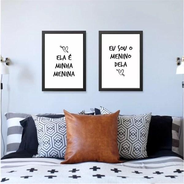 guia de decoracao para casais quarto