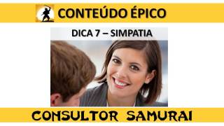 CNS#13 – A simpatia do consultor (vídeo de 3 minutos)