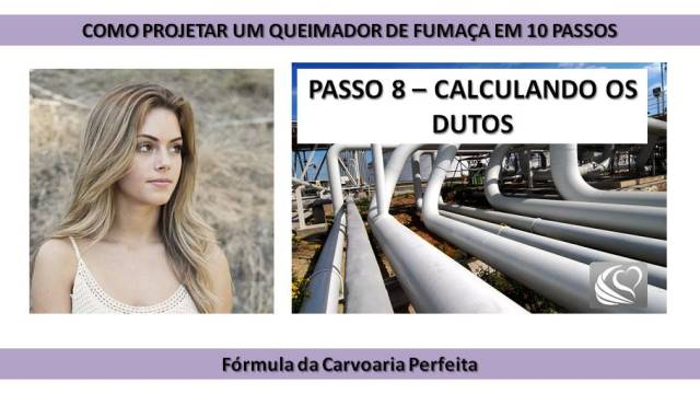 Calculando os dutos
