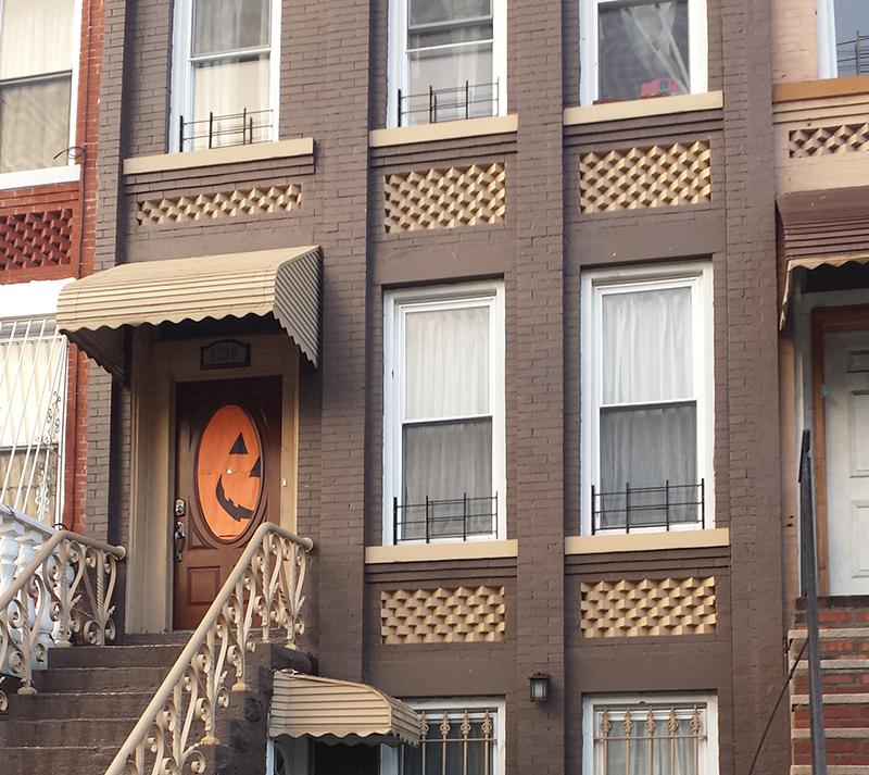 Nossa hospedagem no Brooklyn